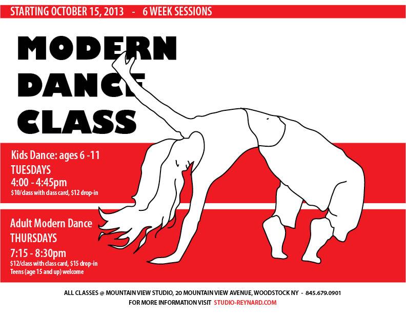 dance class 2013